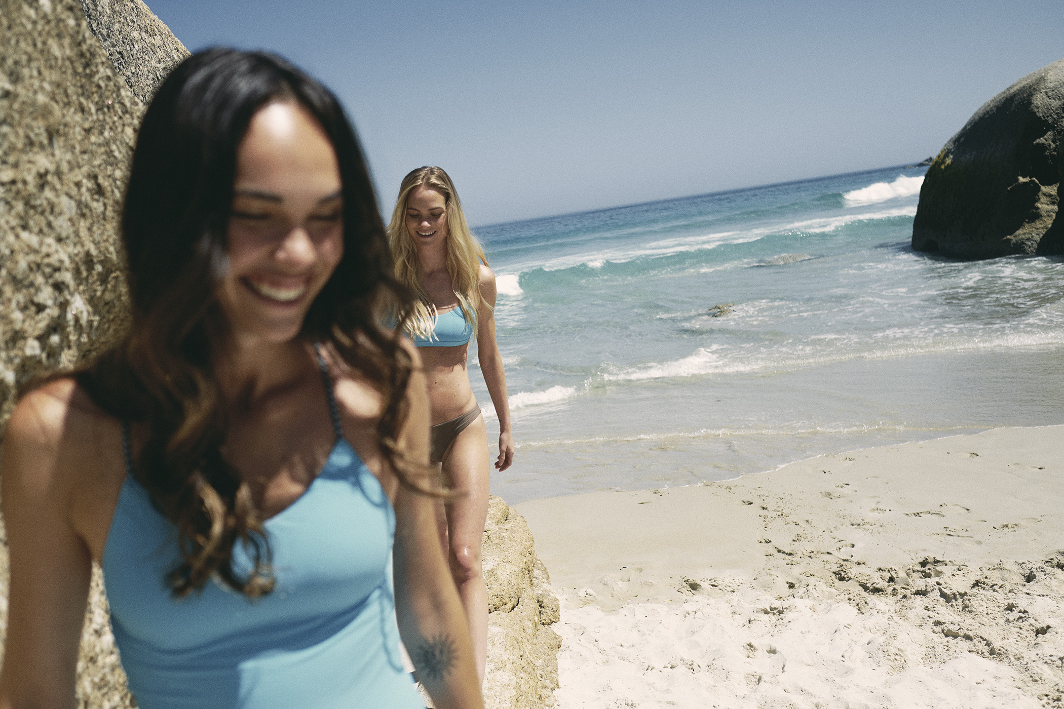 Johannes Knuth ARENA GLOBAL CAMPAIGN & TVC * BEACHWEAR